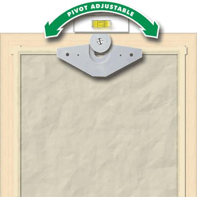 Wood Frame Hangers Pivot Installation Guide